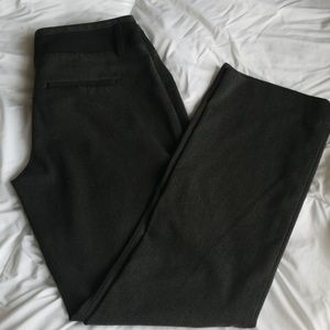 Dark Grey Professional Slacks